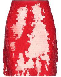 Jucca Falda corta - Rojo