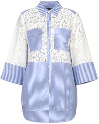 French Connection Chemise - Bleu