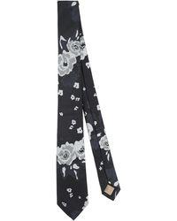 Burberry Ties & Bow Ties - Black