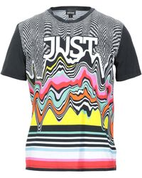 Just Cavalli T-shirt - Noir