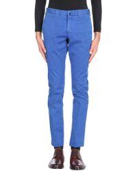 Incotex Pantalones - Azul