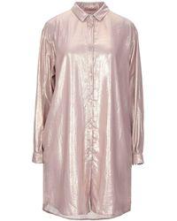 DV ROMA Short Dress - Pink