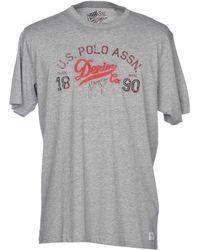 U.S. POLO ASSN. - T-shirt - Lyst