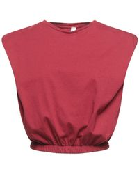 Souvenir Clubbing T-shirt - Red