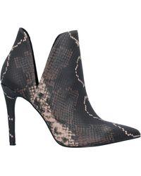 Steve Madden Shoe Boots - Brown