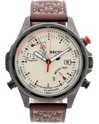 Sector Reloj de pulsera - Marrón