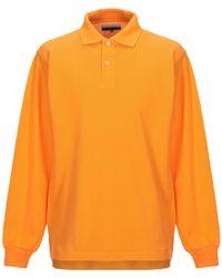HARDY CROBB'S Poloshirt - Orange