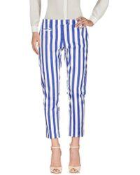 Dondup Casual Pants - Blue