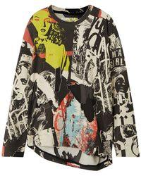 Marques'Almeida Sweatshirt - Multicolour