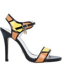 Laura Biagiotti Sandals - Yellow