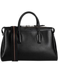 Tod's Shoulder Bag - Black