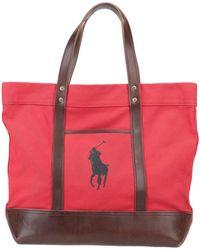 Polo Ralph Lauren Handbag - Red
