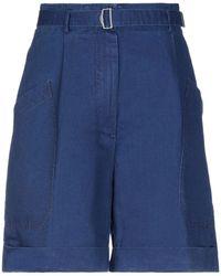 Boglioli Shorts vaqueros - Azul