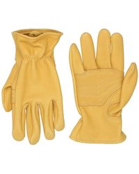 Red Wing Gloves - Yellow
