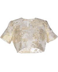 Genny - Blouse - Lyst