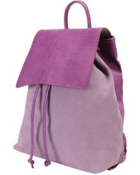 Caterina Lucchi Backpacks & Bum Bags - Purple