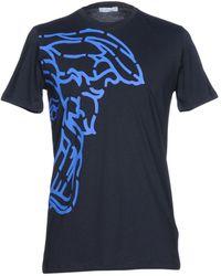 Versace T-shirts - Blau