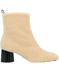 Salar Ankle Boots - Natural