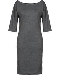 DSquared² Knee-length Dress - Gray