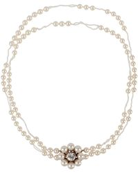 Stella McCartney Necklace - Metallic