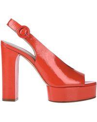 Casadei Sandale - Rot