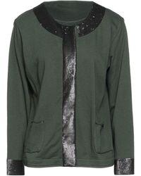 Sun 68 Suit Jacket - Green