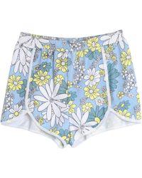 Wildfox Shorts - Blue