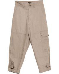 Y's Yohji Yamamoto Casual Trouser - Natural