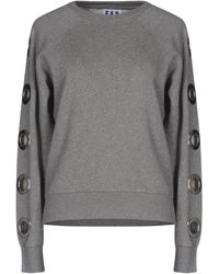 Filles A Papa Sweatshirt - Grey