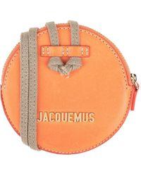 Jacquemus Portamonete - Arancione