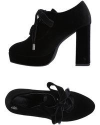 Blu Byblos - Lace-up Shoe - Lyst