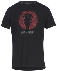 John Varvatos - Camiseta - Lyst