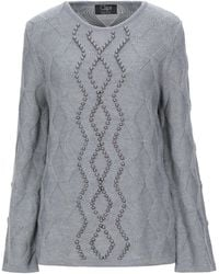 Clips Sweater - Gray