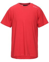 Religion T-shirt - Red