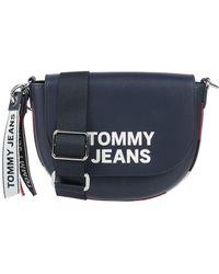Tommy Hilfiger Bolso con bandolera - Azul