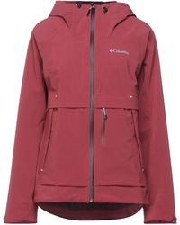 Columbia Jacket - Red