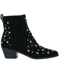 Liu Jo Ankle Boots - Black