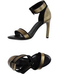 Atelje71 Sandals - Multicolor