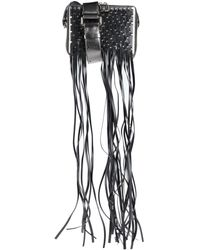 Lanvin Cross-body Bag - Black