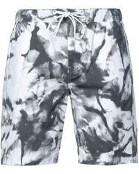 Calvin Klein Shorts & Bermuda Shorts - White