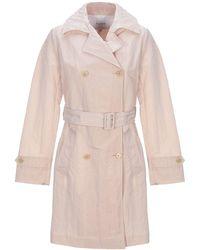 Aglini Overcoat - Pink