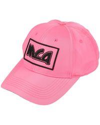 McQ Cappello - Rosa