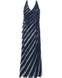 Carlo Pignatelli Long Dress - Blue