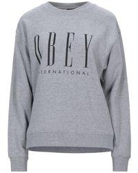 Obey Sweatshirt - Grau