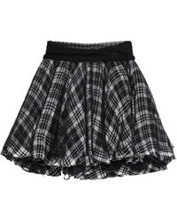 Redemption Mini Skirt - Black