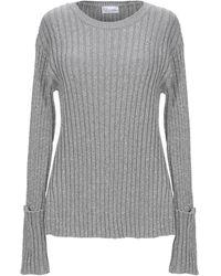 RED Valentino Sweater - Metallic