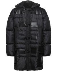 Neil Barrett Synthetic Down Jacket - Black