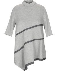 Jil Sander Navy Sweatshirt - Gray