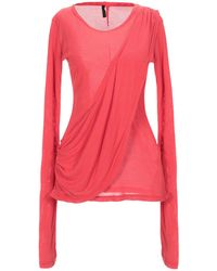 Unravel Project T-shirt - Red
