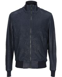 Aglini Jacket - Blue